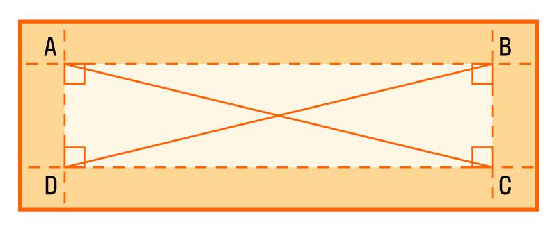 параллельные противоположные стороны четырехугольника