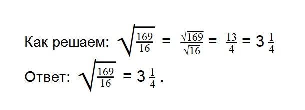 Вычислите значение квадратного корня 2