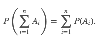 теорема о сложении вероятностей