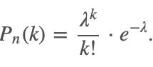 Формула Пуассона