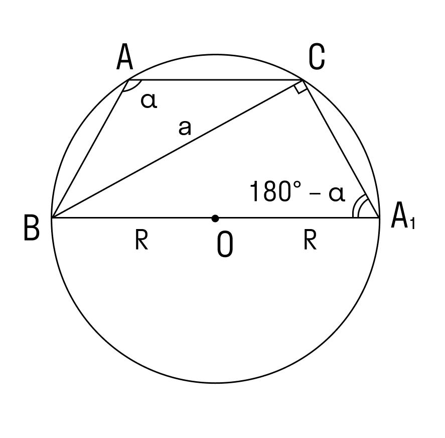 тупой в треугольнике АВС