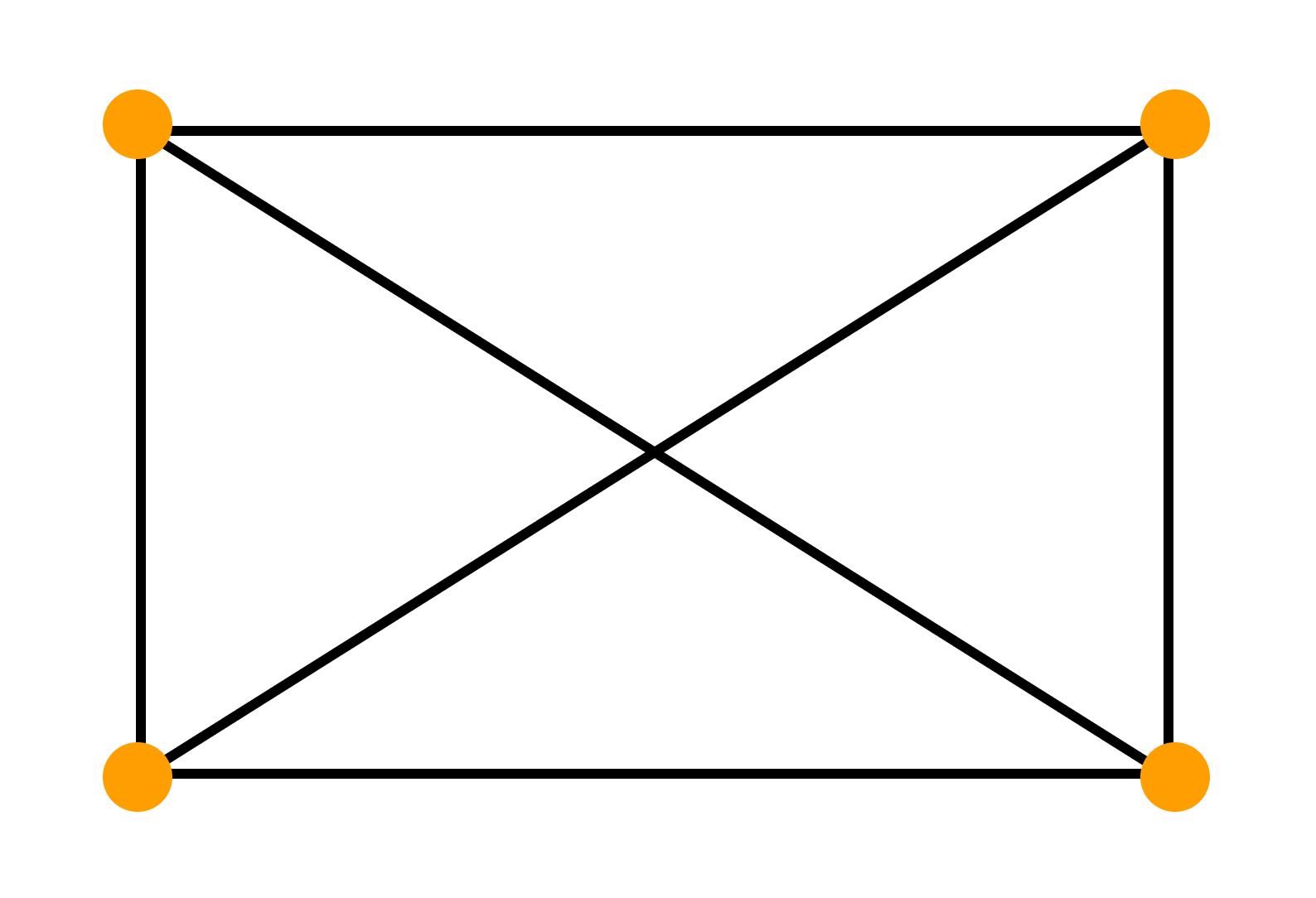 Регулярным граф