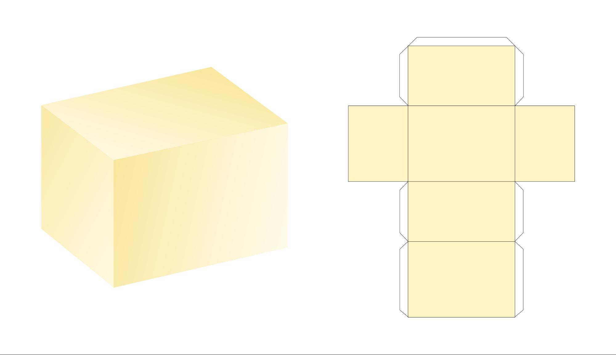 Прямоугольный параллелепипед 2