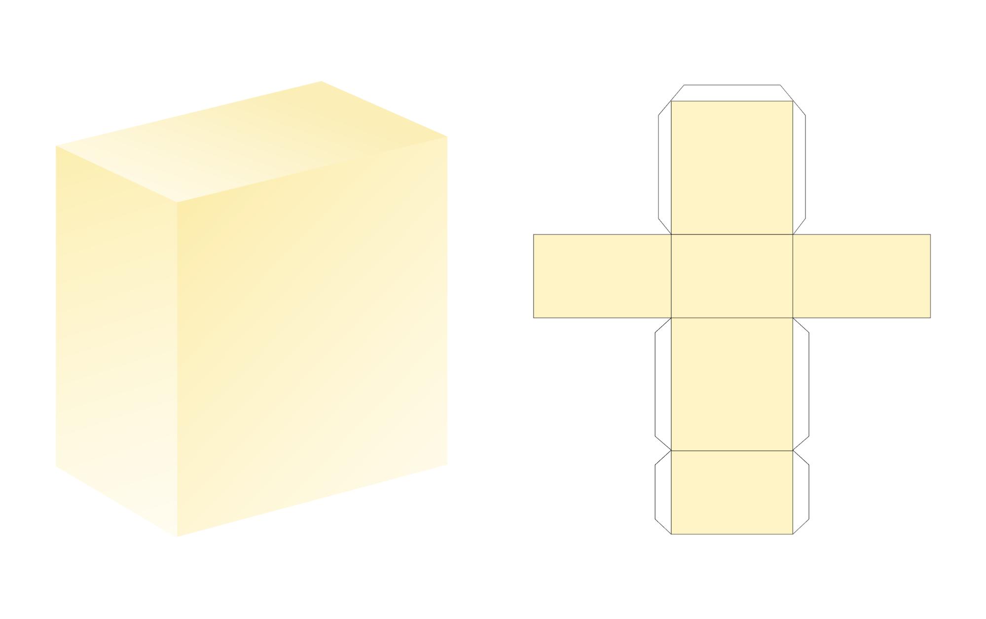 Прямоугольный параллелепипед 3