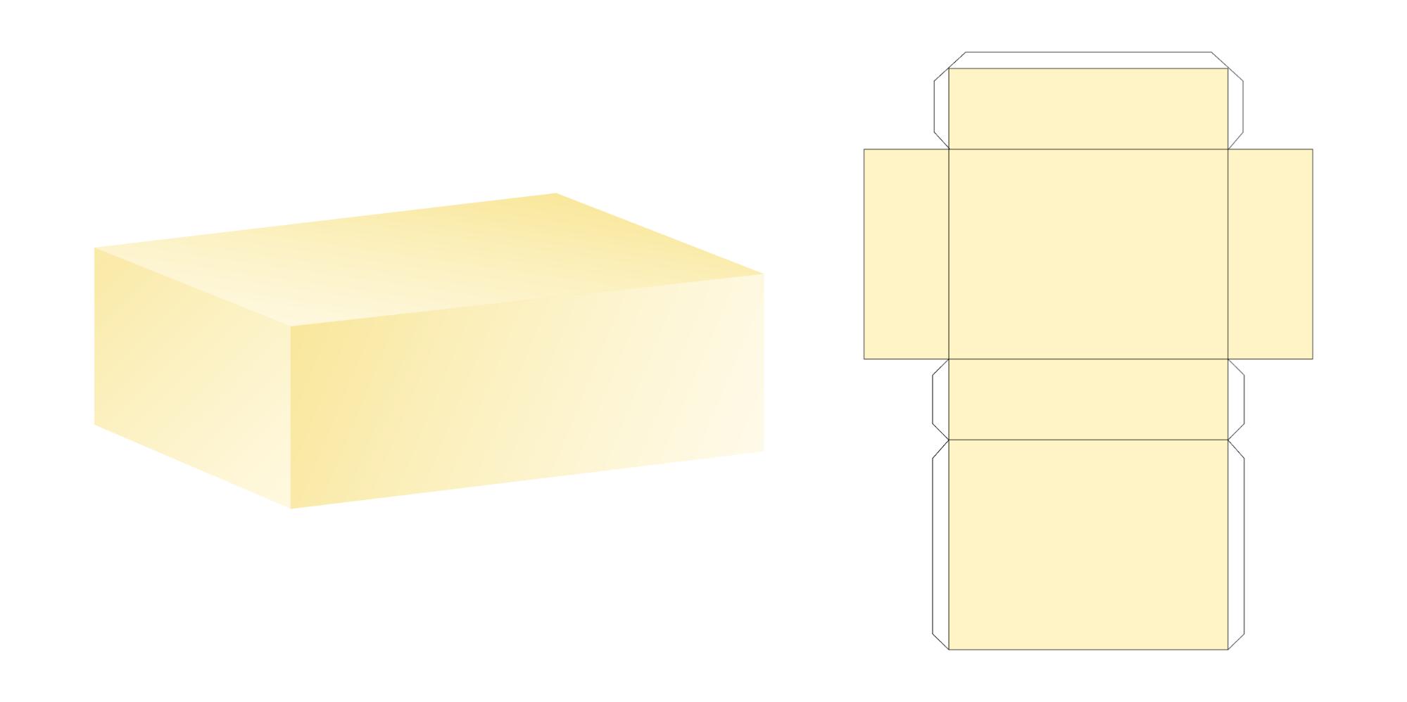 Прямоугольный параллелепипед 1