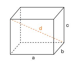 прямоугольный параллепипед