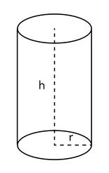 формула для цилиндра