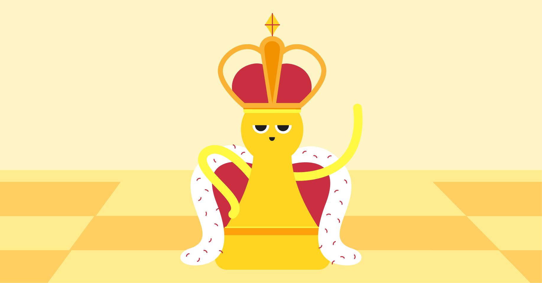 Король — шахматная фигура