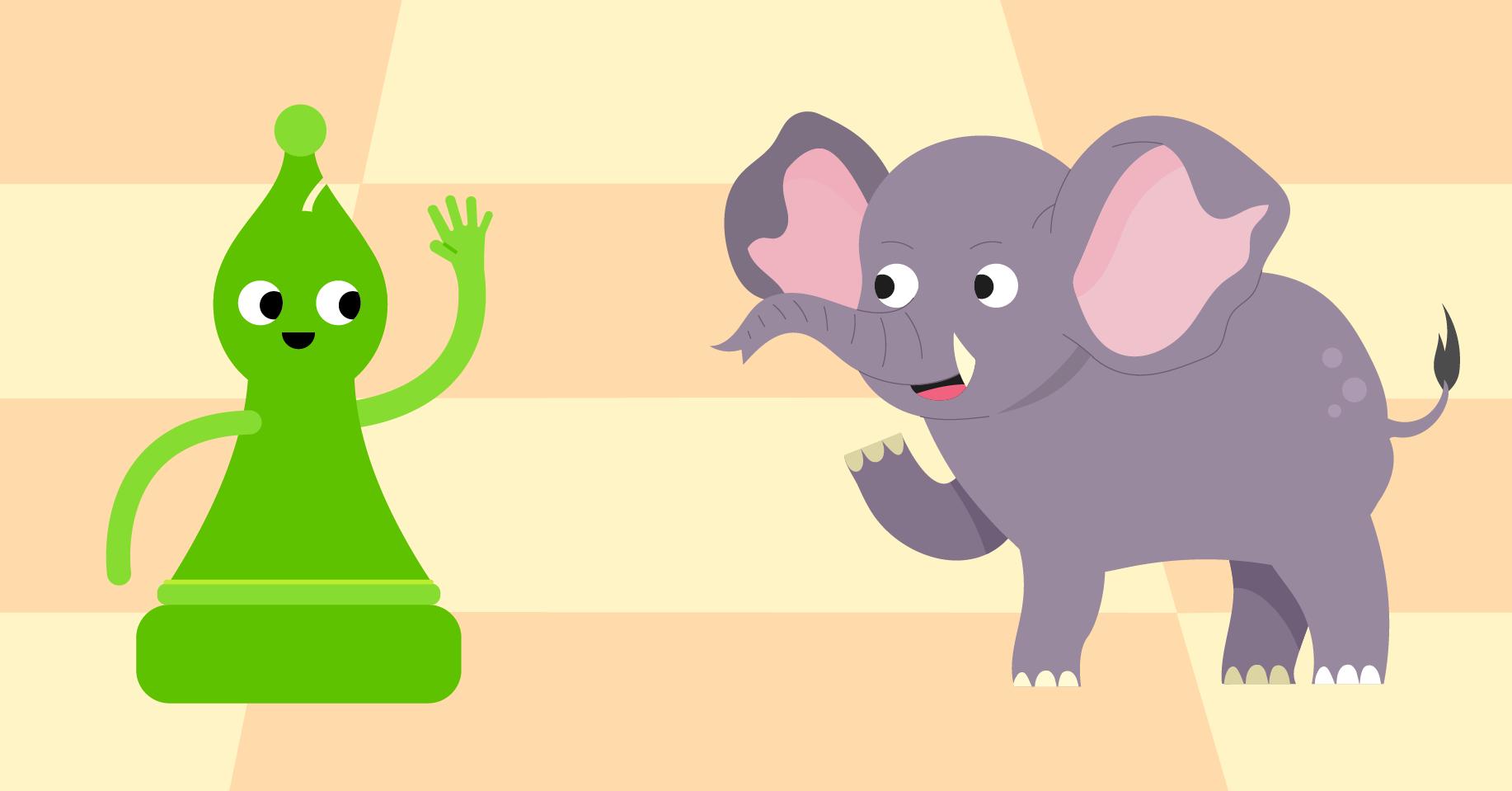Слон — шахматная фигура